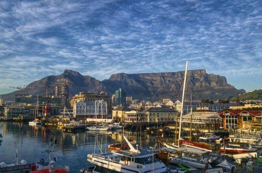 Top 10 bestemmingen in Zuid-Afrika