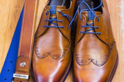 Van Bommel; schoenen voor mannen met smaak!