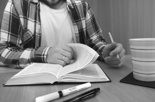 Studeertips voor echte mannen