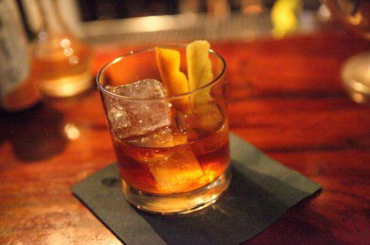 Mannen cocktails
