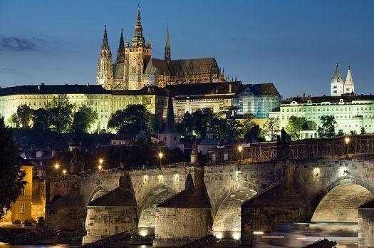 Vriendenweekend naar Praag