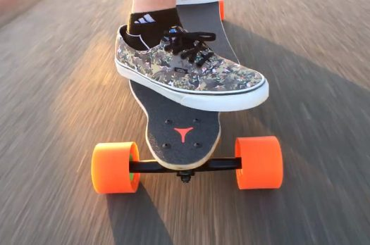 Elektrische skateboards