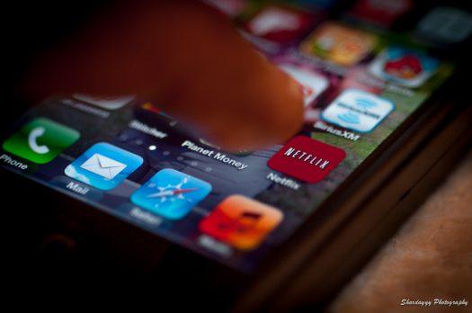 Bekijk je favoriete Netflix series met de nieuwste iPhone Xs Max