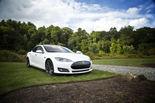 Best verkochte elektrische auto's in Nederland