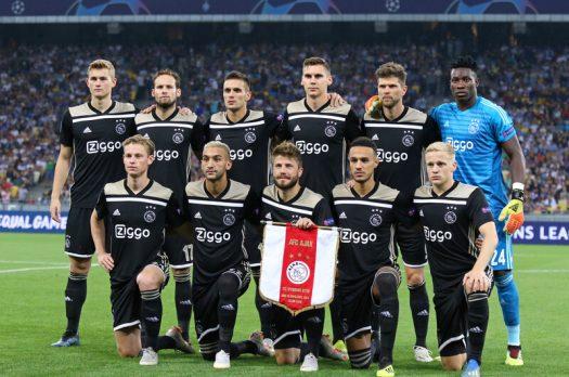 Wie kan Ajax tegenover zich hebben achtste finale van de Champions League?