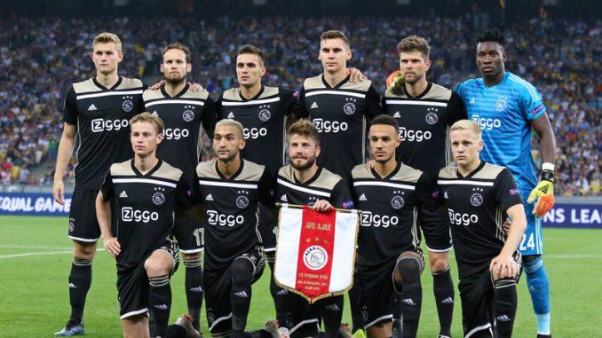 Ajax in de Champions League