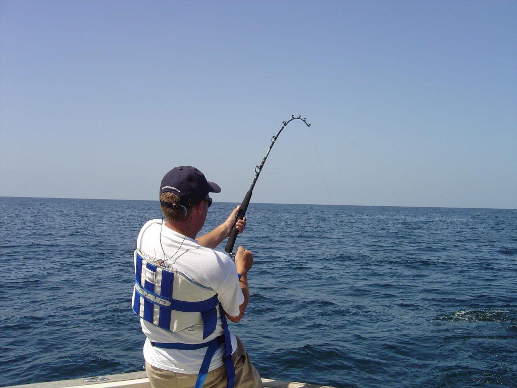 diepzee vissen