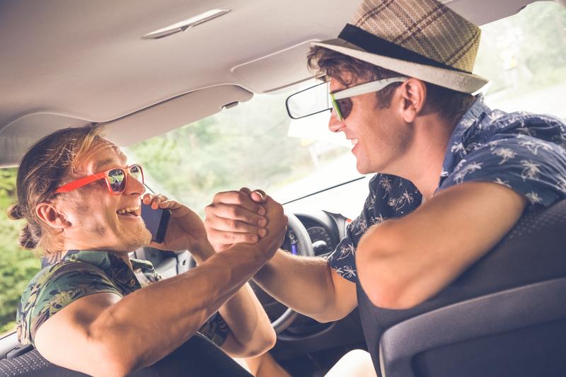 roadtrip met je beste vriend