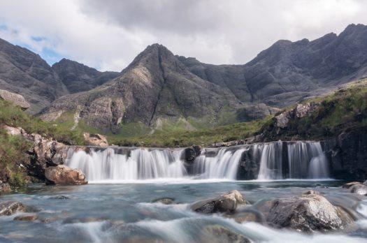 Maandelijkse bucketlist #7: neem een duik in de Schotse Fairy Pools