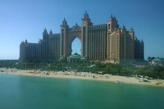 Luxe mannenweekend naar Dubai