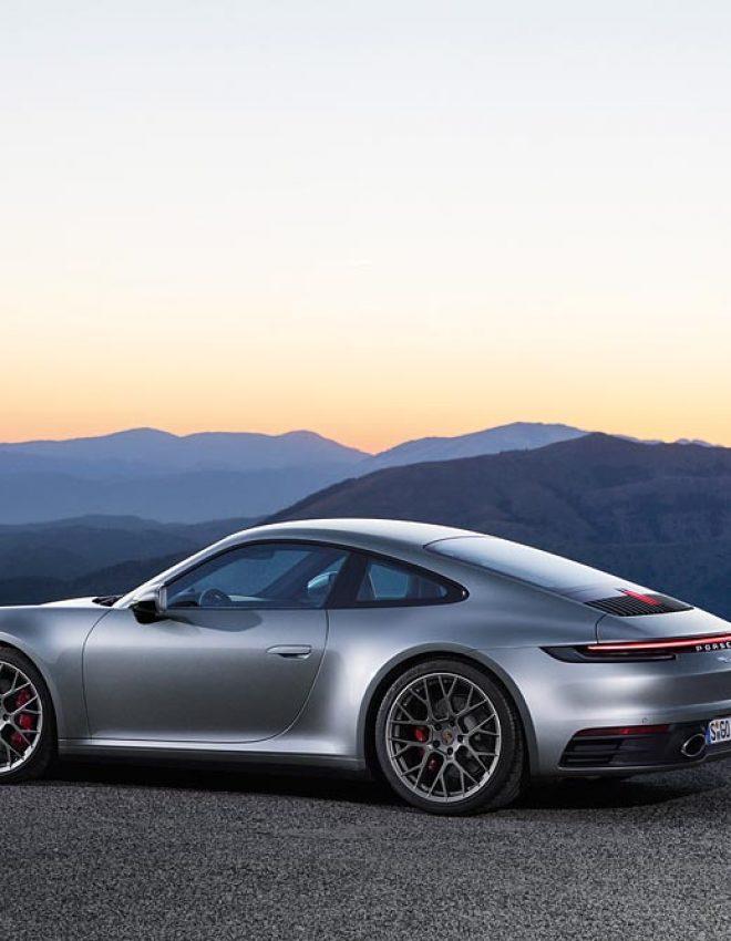De nieuwe en alweer achtste generatie Porsche 911: moderner, forser en vooral duurder