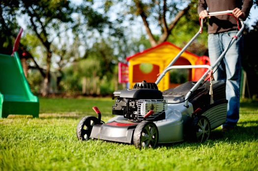 Maak je tuin klaar voor de zomer en zet je grasmaaier vast klaar!