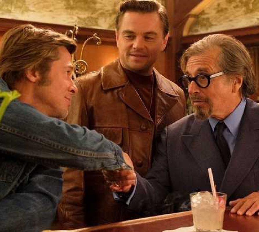 Once upon a time in Hollywood; Quentin Tarantino brengt Leonardo Dicaprio en Brad Pitt samen voor zijn nieuwe film