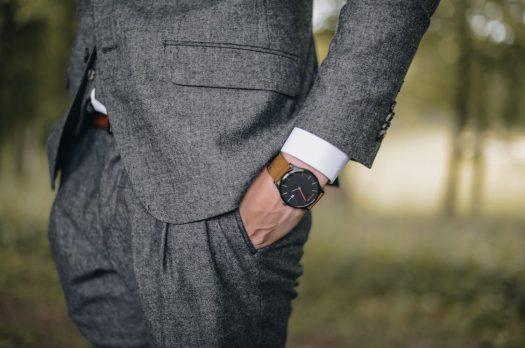 Goed voor de dag komen, doe je met een stijlvol horloge!