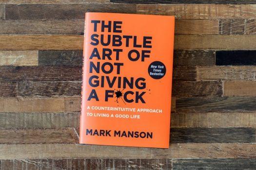 F*k positivisme en lees The Subtle Art of Not Giving a F*ck