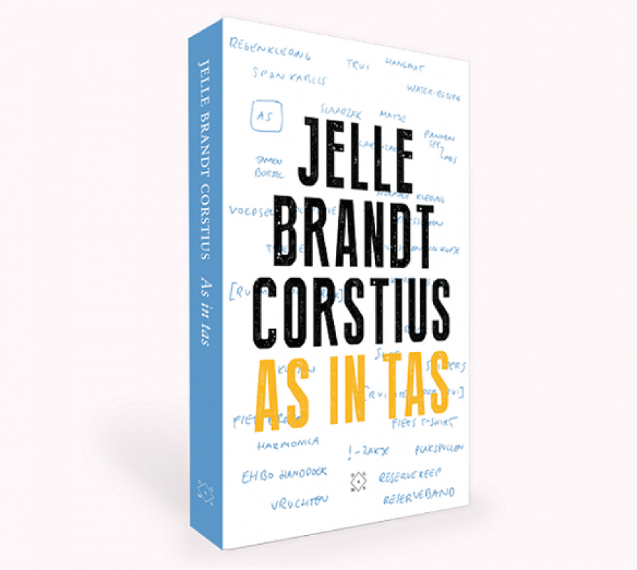 As in de tas – Jelle Brandt Corstius