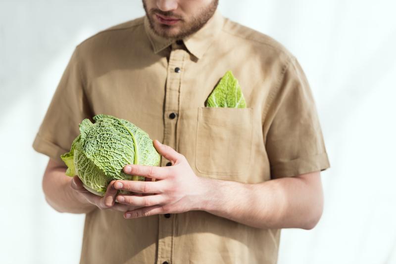 vegan producten voor mannen