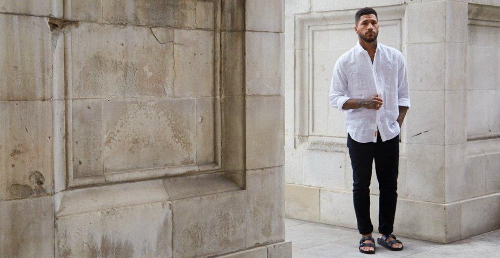 mannen fashion zomer