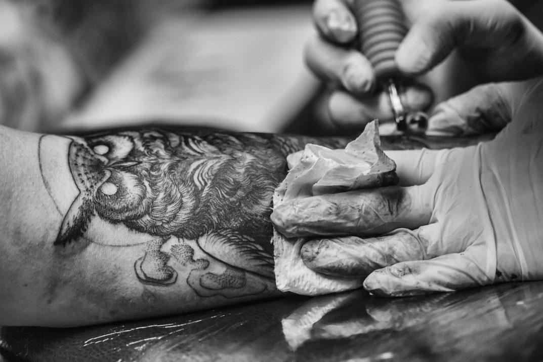 eerste tatoeage laten zetten