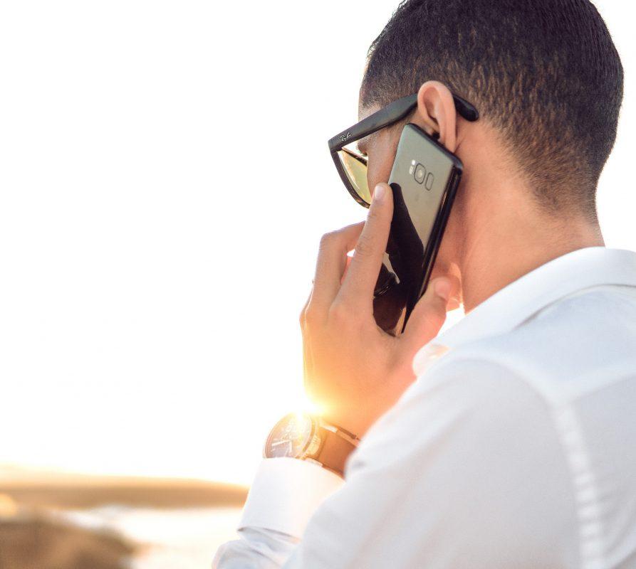 Gave telefoons voor een prikkie