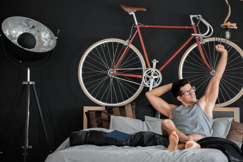 tips slaapkamer voor mannen