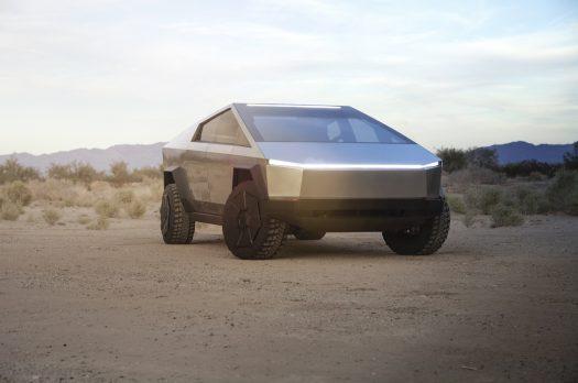 De Tesla Cybertruck: love it or hate it