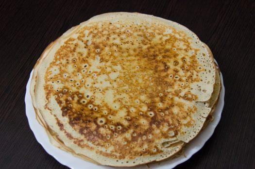 Hoe maak je eiwitrijke pannenkoeken?