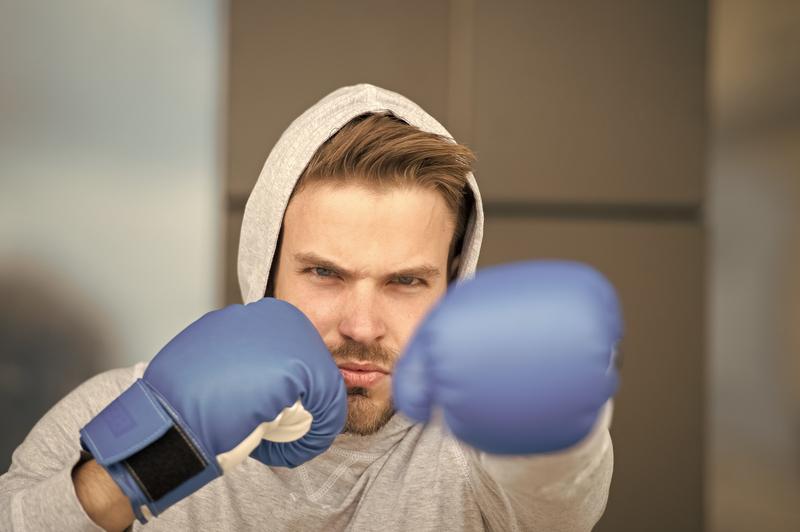 actieve work out voor mannen