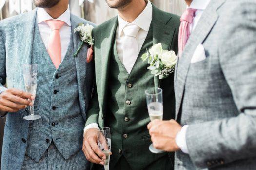 De nieuwste trends omtrent trouwpakken
