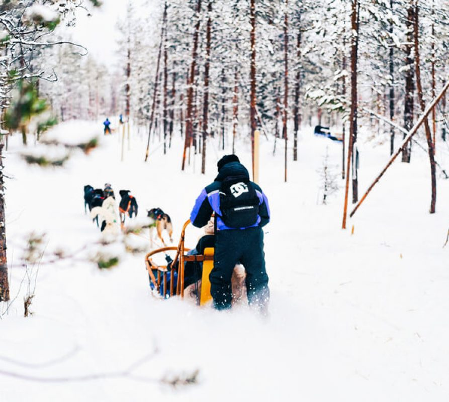 Verras je partner met een romantische vakantie naar Fins Lapland