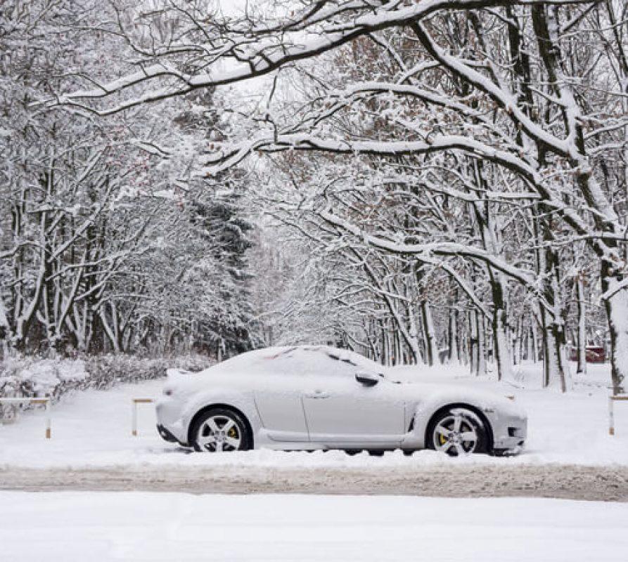 Tips om met koud weer veilig de weg op te gaan