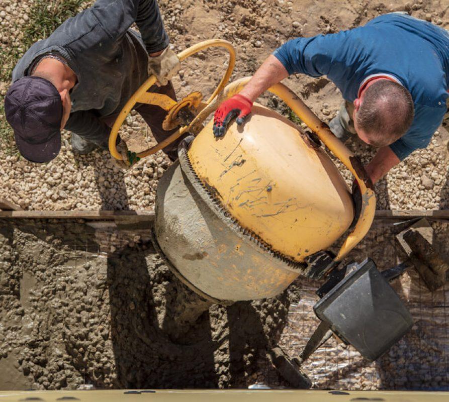 Hoe kun je zelf een nieuwe betonvloer storten?