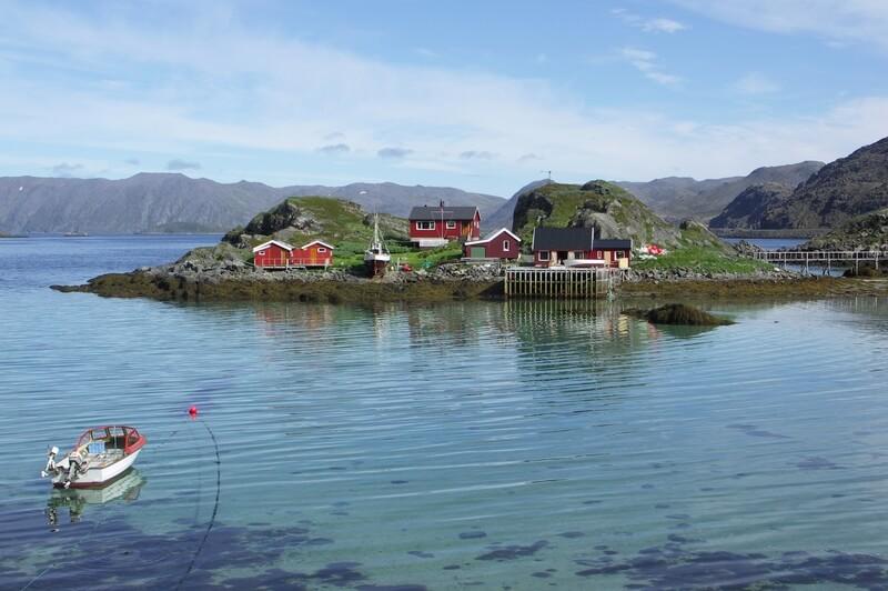 met de camper op vakantie in scandinavie