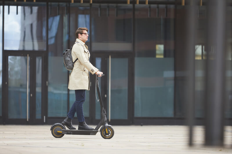 elektrische step in Nederland legaal