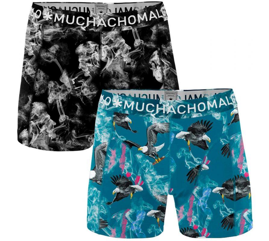 Doorbreek de taboe van design boxershorts met de decades serie van muchachomalo
