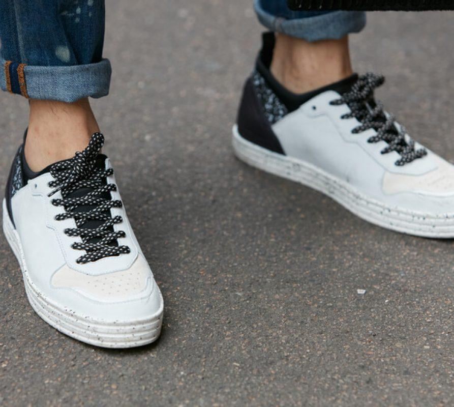 Maak je outfit af met trendy sneakers voor heren