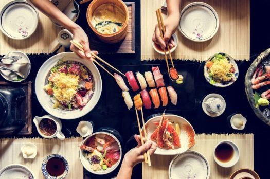 Waarom is de Japanse keuken zo gezond?