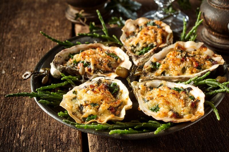 oester gerechten