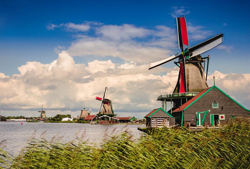 op avontuur in Nederland