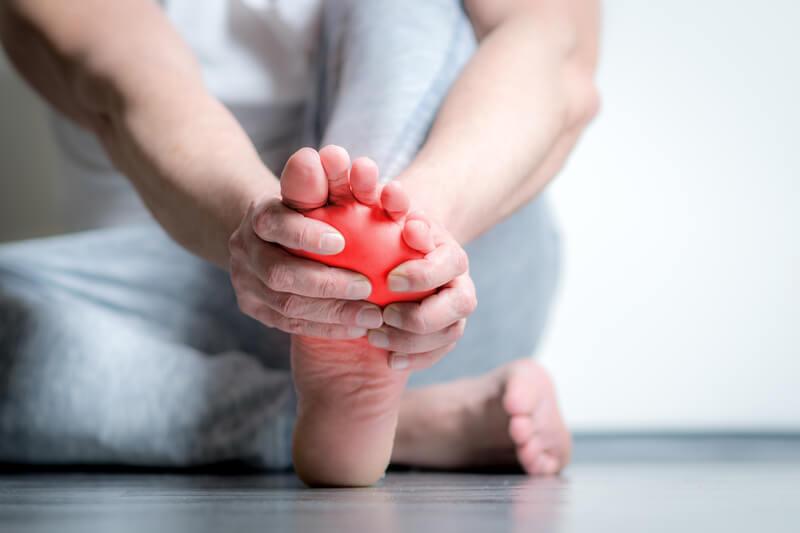 podotherapie tegen pijnlijke voeten