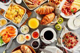 wat is een gezond ontbijt