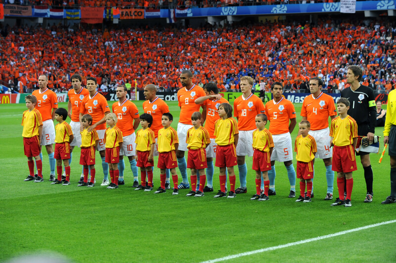 nederlands elftal successen