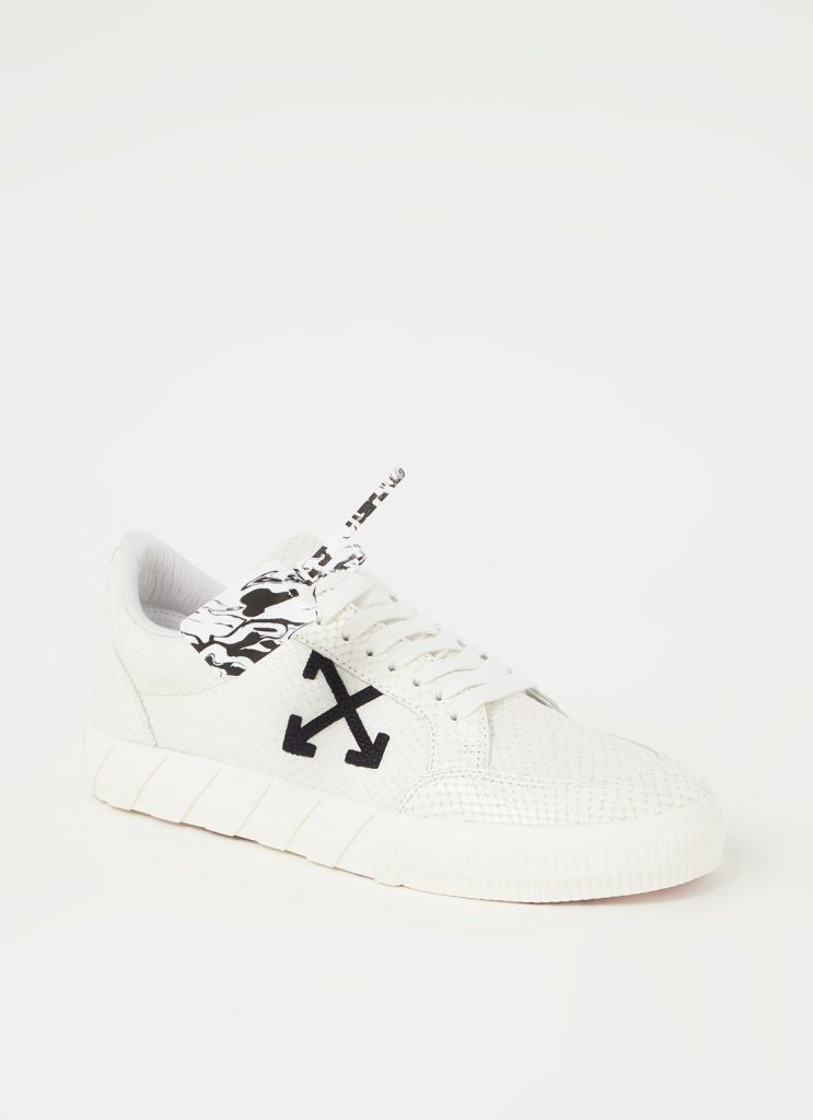 off white sneaker low