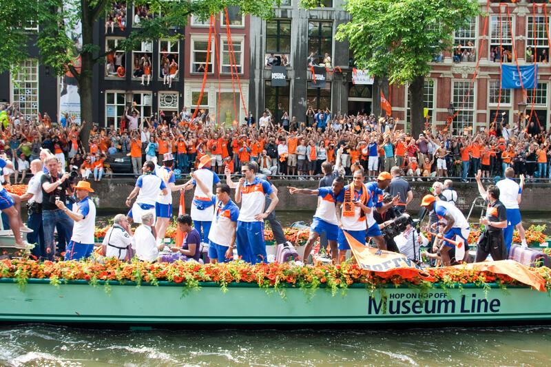 successen van nederlands elftal