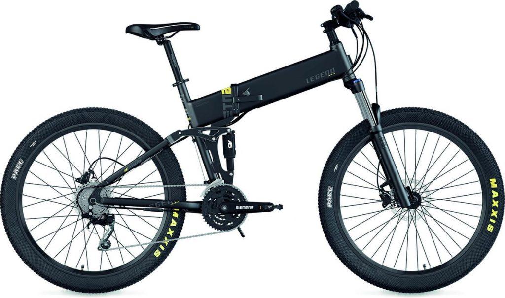 Legend Etna ATB opvouwbare E-Bike