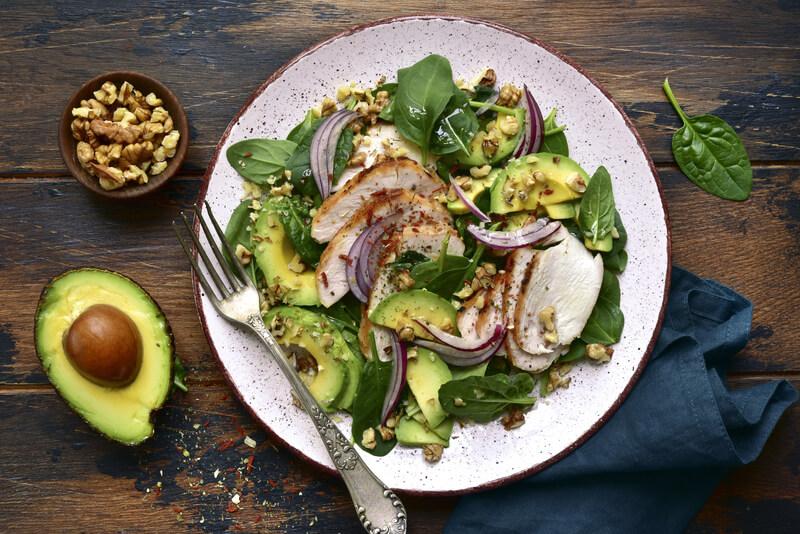 tips om een heerlijke salade te maken