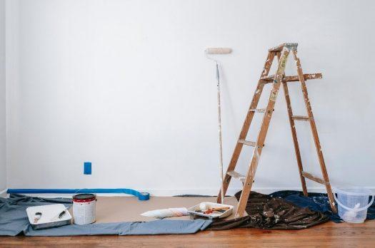 Klussen in huis: schilderen doe je zelf: