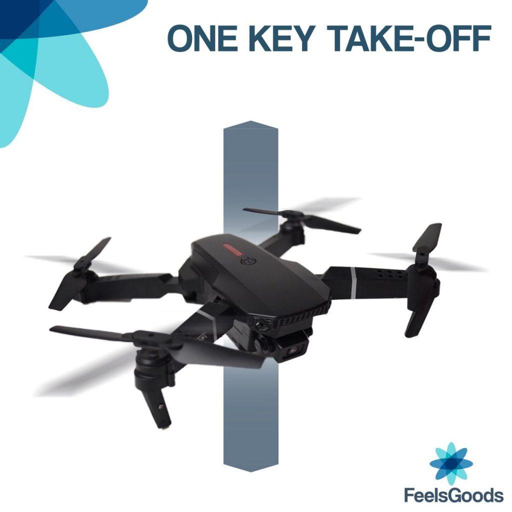 E88 Smart Drone met Camera